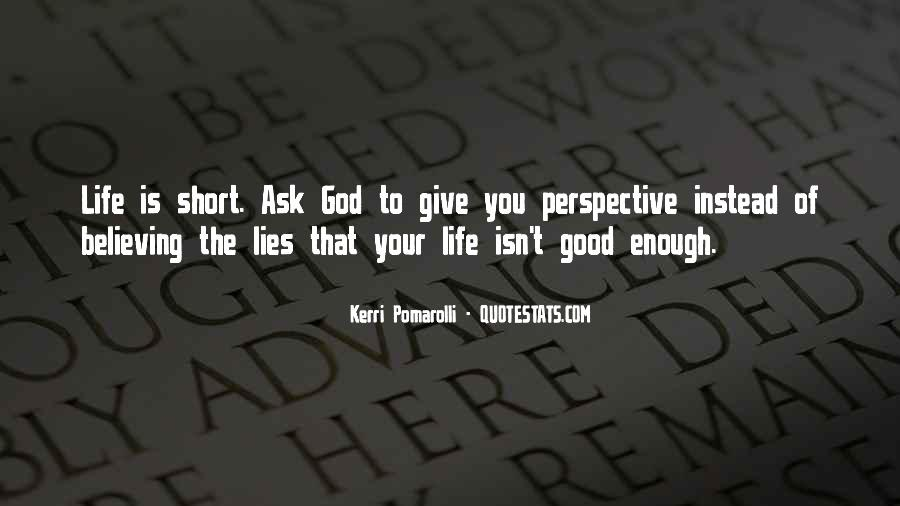 Kerri Pomarolli Quotes #978924