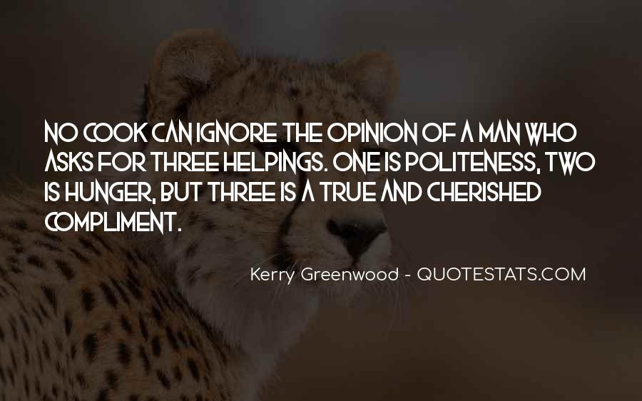 Kerry Greenwood Quotes #1109836