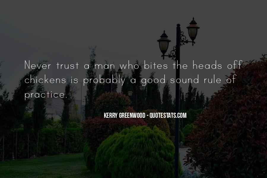 Kerry Greenwood Quotes #1337110