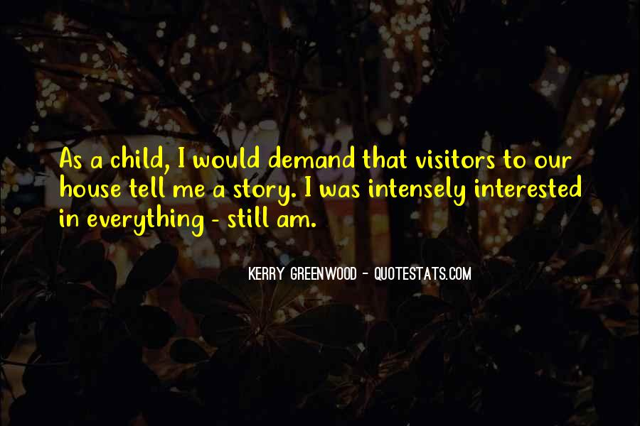 Kerry Greenwood Quotes #1452217