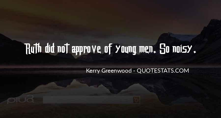 Kerry Greenwood Quotes #1634596