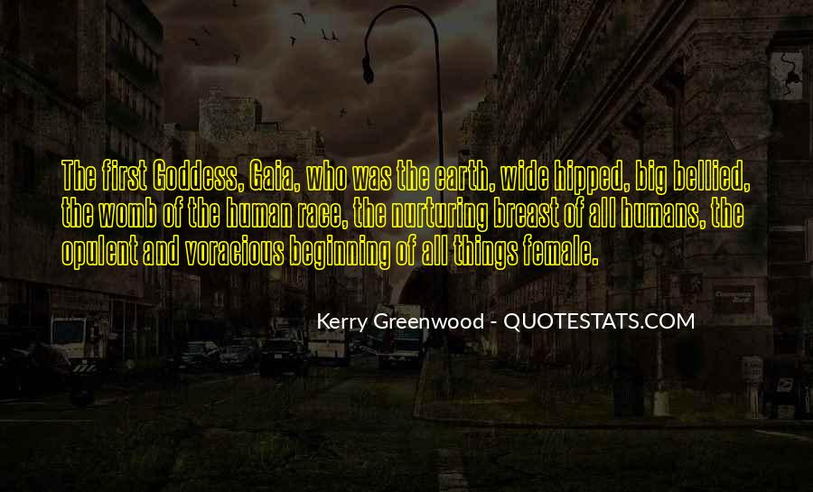 Kerry Greenwood Quotes #1744051