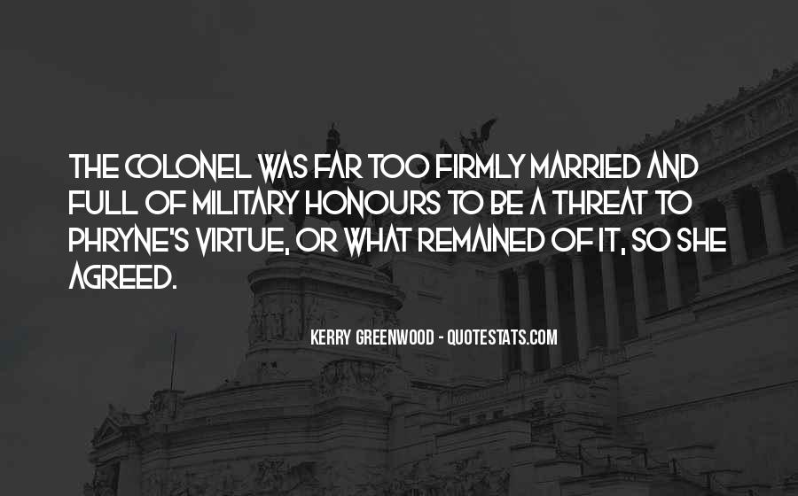 Kerry Greenwood Quotes #1788818