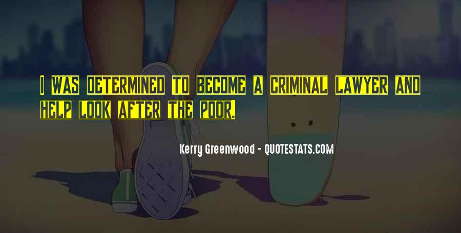 Kerry Greenwood Quotes #350995