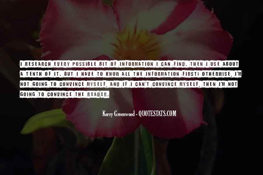 Kerry Greenwood Quotes #418744