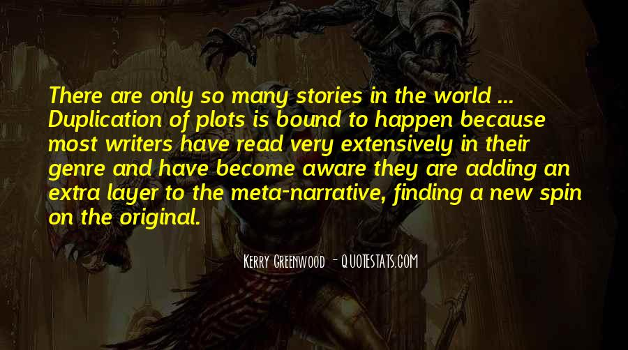 Kerry Greenwood Quotes #465333
