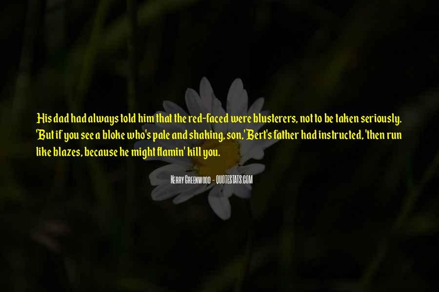 Kerry Greenwood Quotes #596669