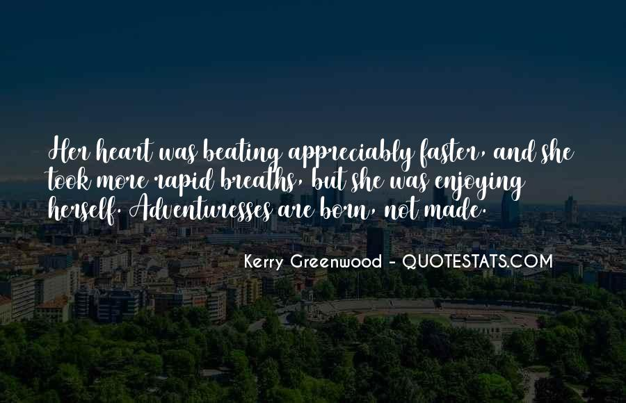 Kerry Greenwood Quotes #772122
