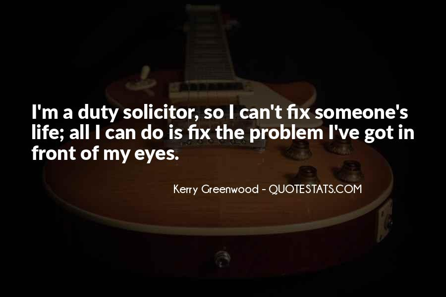 Kerry Greenwood Quotes #882196