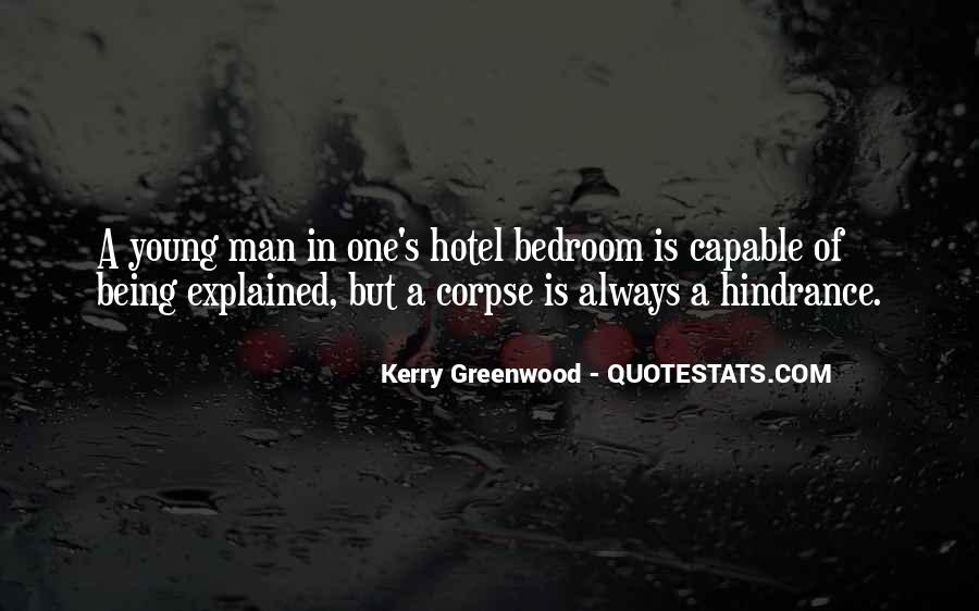 Kerry Greenwood Quotes #929678