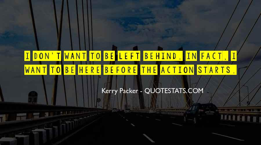 Kerry Packer Quotes #826558
