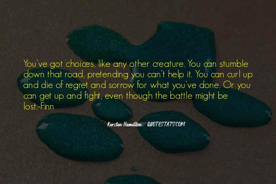 Kersten Hamilton Quotes #1024631