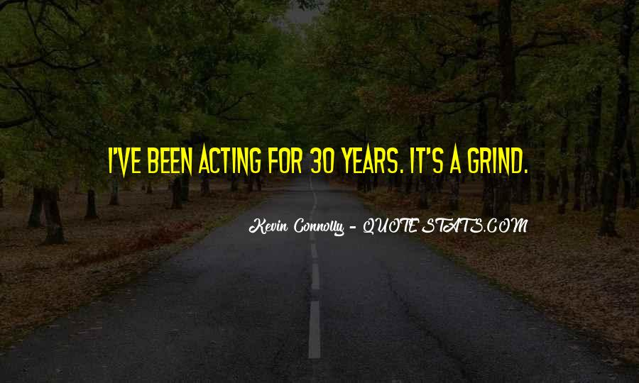 Kevin Connolly Quotes #1041745