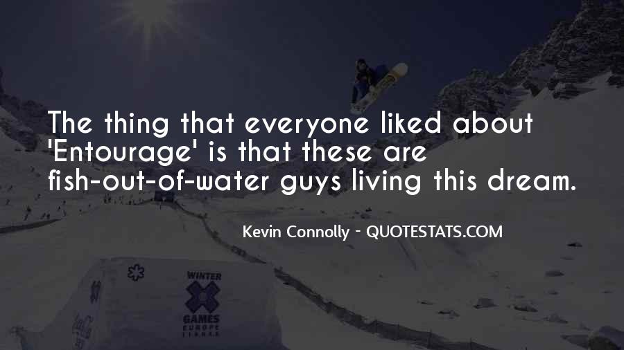Kevin Connolly Quotes #1524188