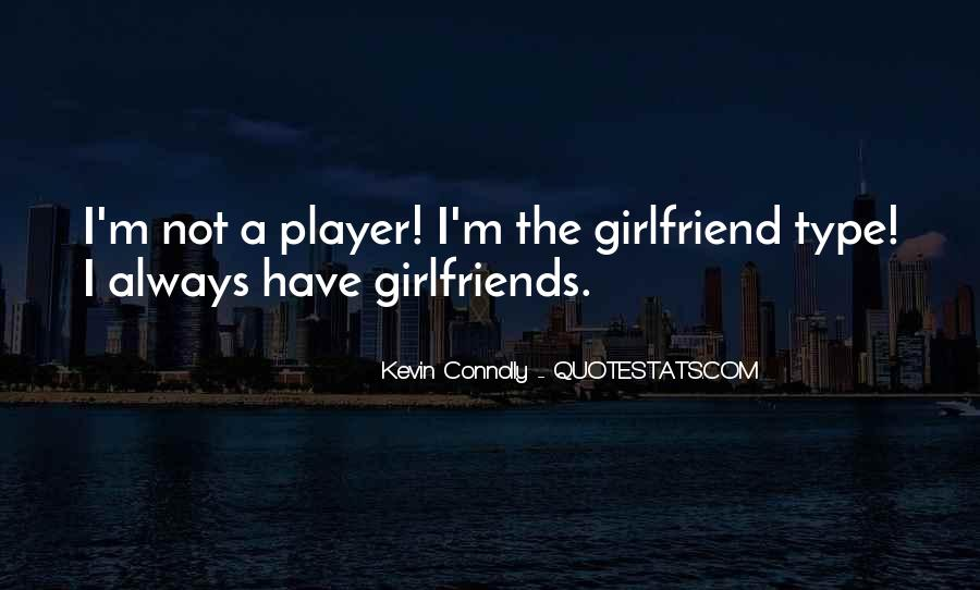 Kevin Connolly Quotes #1626320