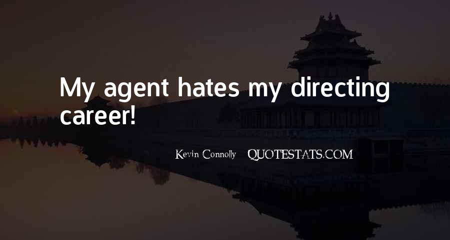 Kevin Connolly Quotes #1686428