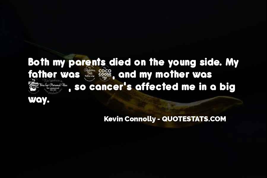 Kevin Connolly Quotes #34062