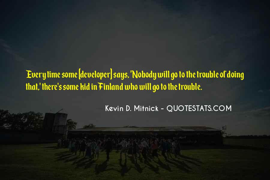 Kevin D. Mitnick Quotes #146782
