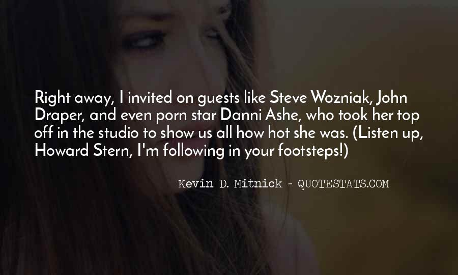 Kevin D. Mitnick Quotes #16769