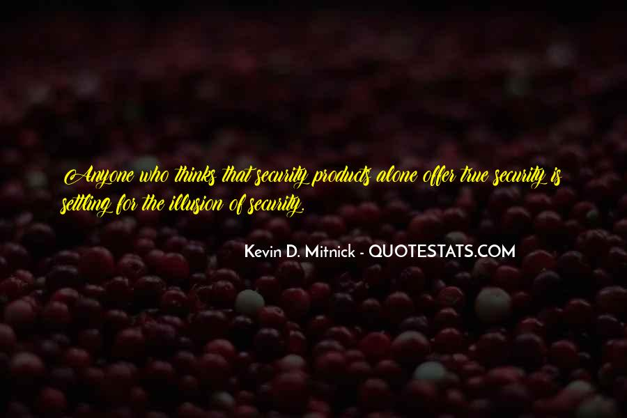 Kevin D. Mitnick Quotes #693076