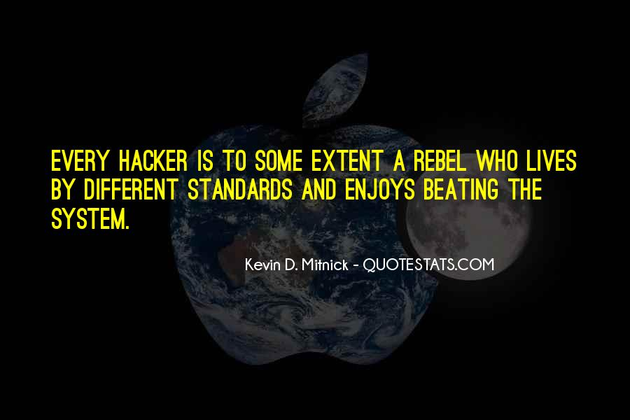 Kevin D. Mitnick Quotes #712396