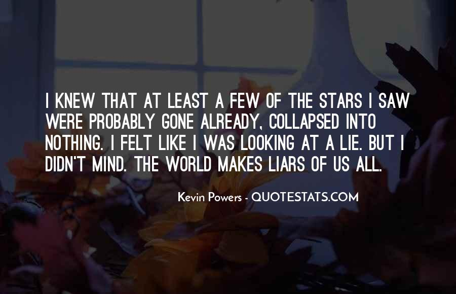 Kevin Powers Quotes #1022564