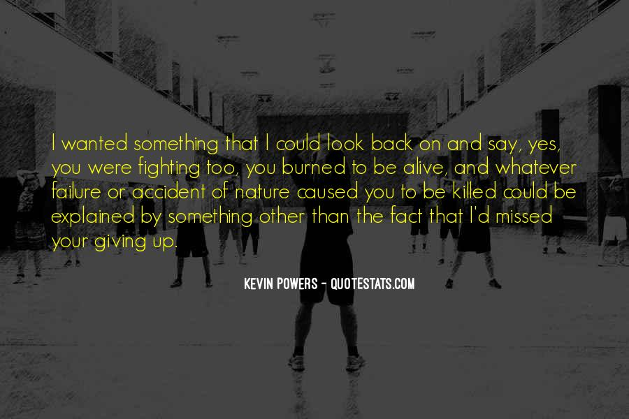 Kevin Powers Quotes #1148913