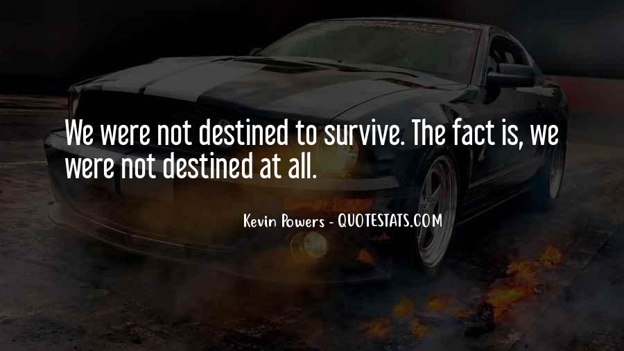 Kevin Powers Quotes #162234