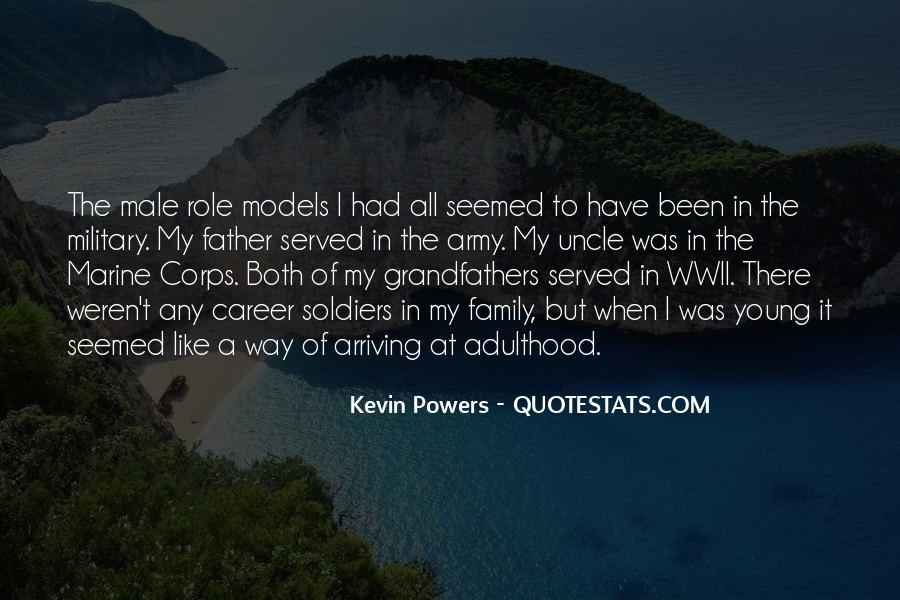 Kevin Powers Quotes #1759654