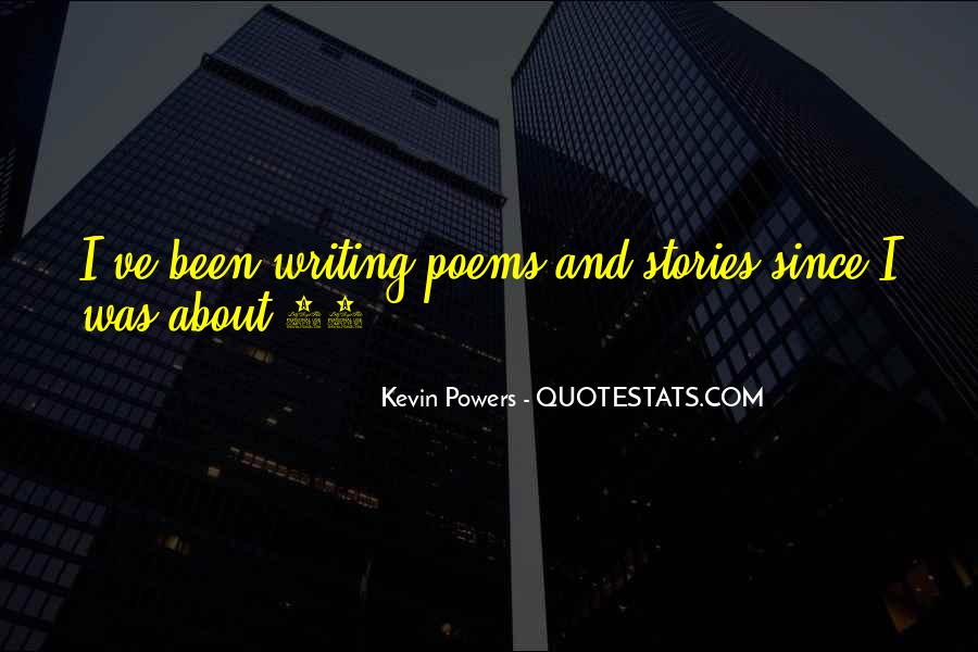 Kevin Powers Quotes #271997