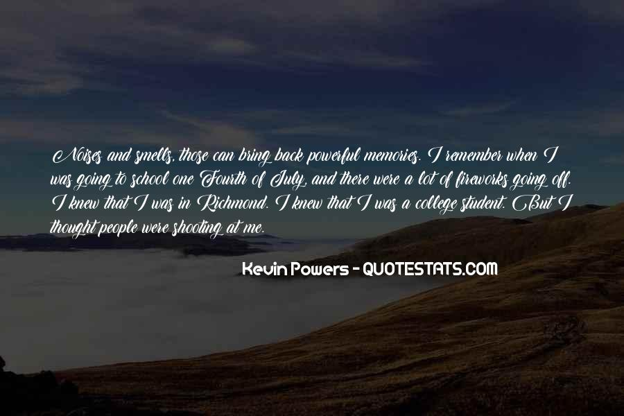 Kevin Powers Quotes #503722