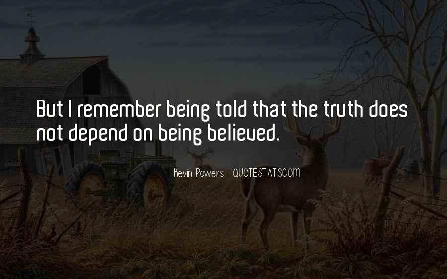 Kevin Powers Quotes #623578