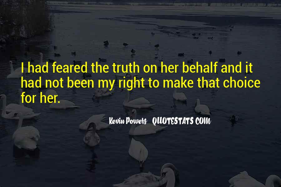 Kevin Powers Quotes #654727