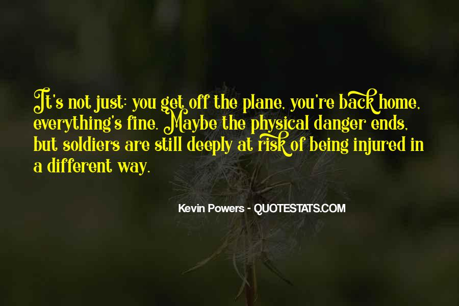 Kevin Powers Quotes #783489