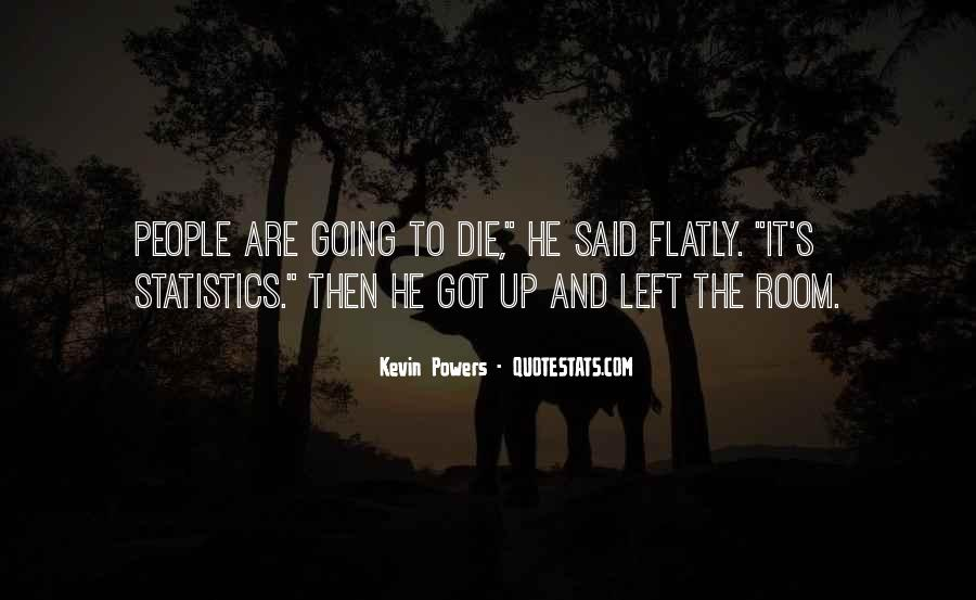 Kevin Powers Quotes #794790