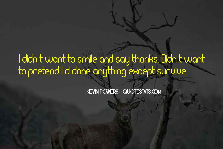 Kevin Powers Quotes #990905