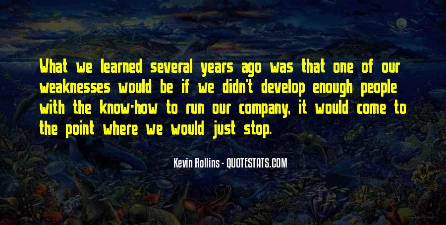 Kevin Rollins Quotes #1505759
