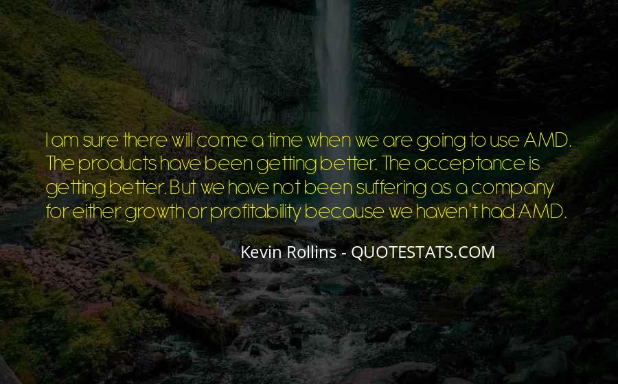 Kevin Rollins Quotes #840937