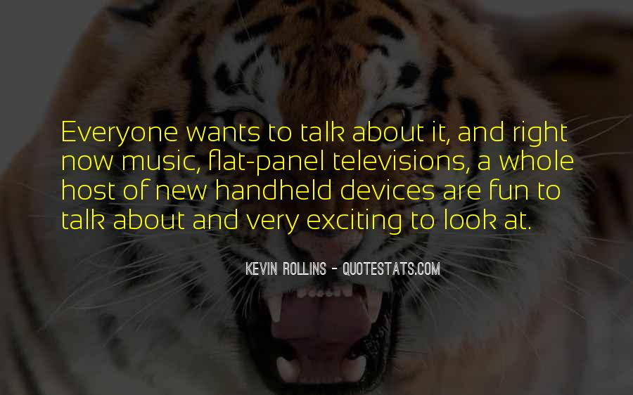Kevin Rollins Quotes #891911