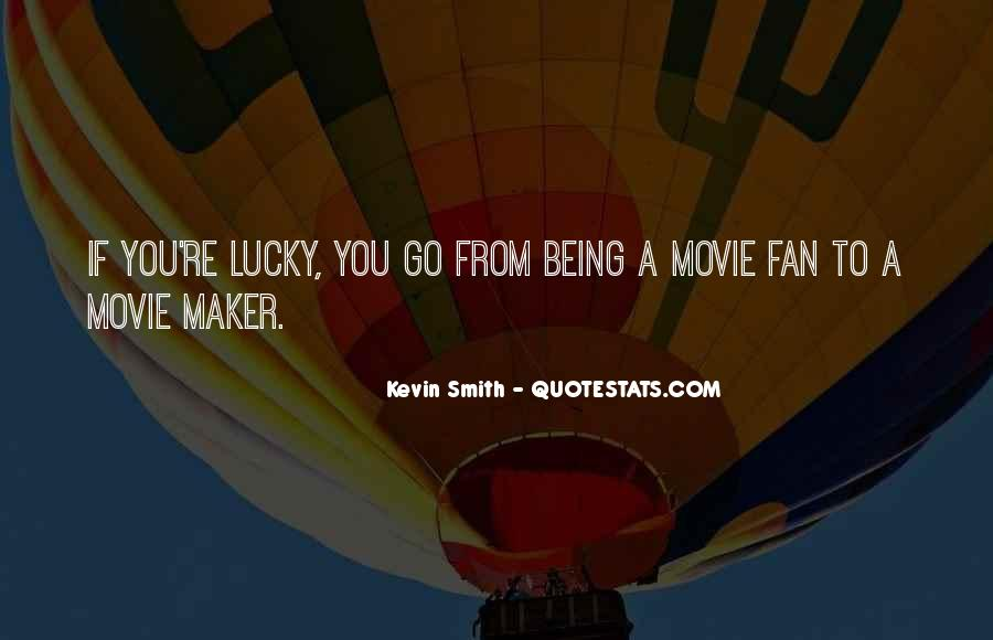 Kevin Smith Quotes #1018672