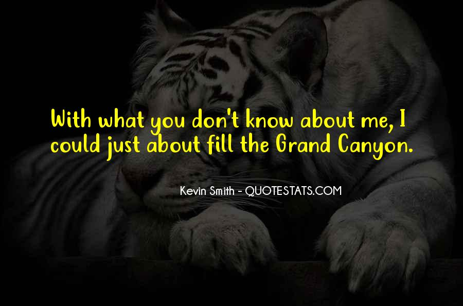 Kevin Smith Quotes #1267823