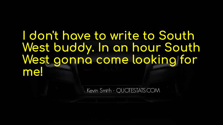 Kevin Smith Quotes #1612785