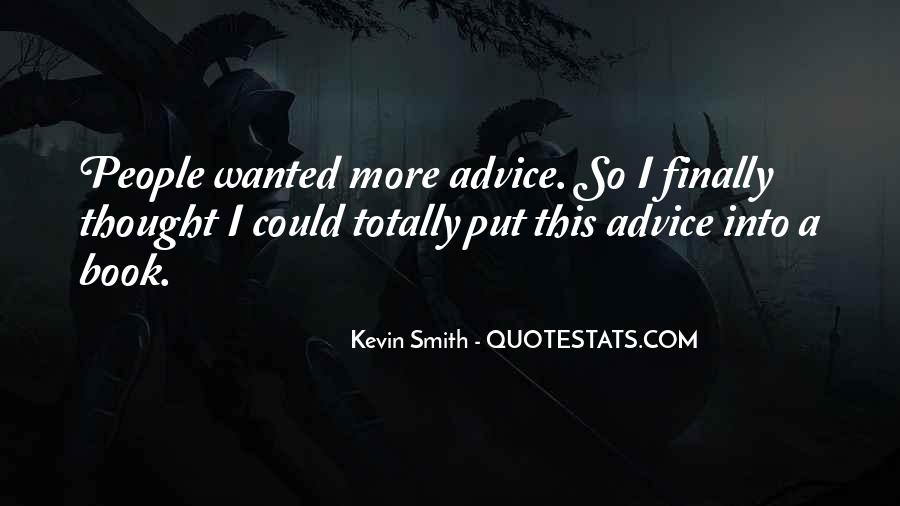 Kevin Smith Quotes #1711022