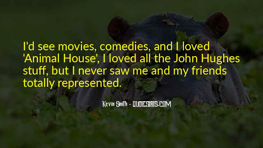 Kevin Smith Quotes #618039