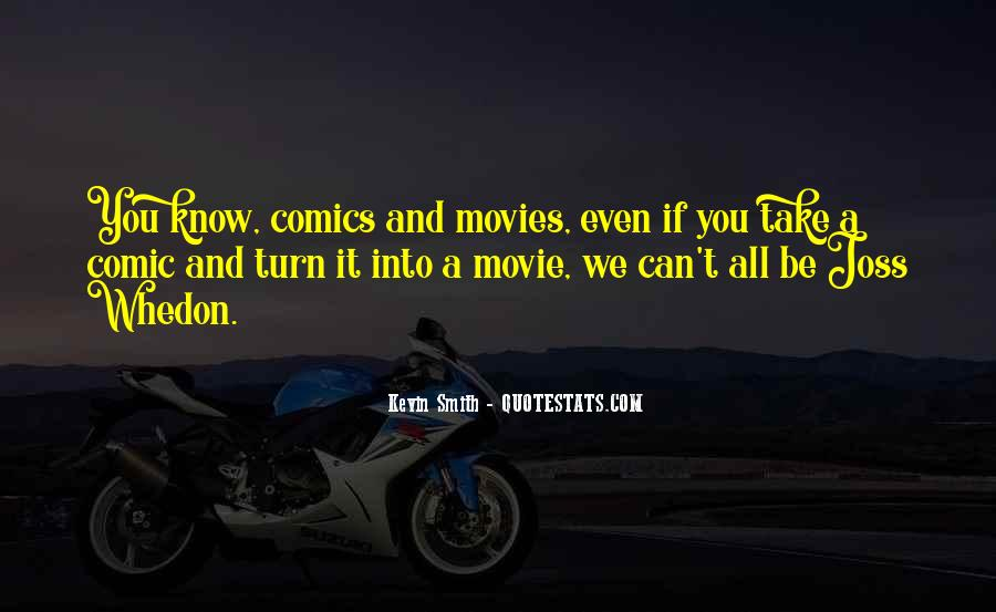 Kevin Smith Quotes #66319