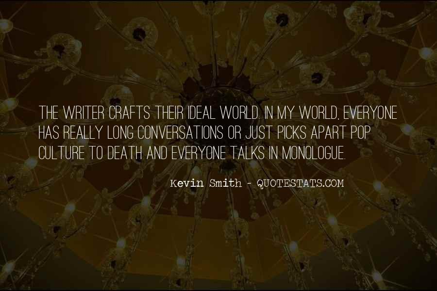 Kevin Smith Quotes #704712