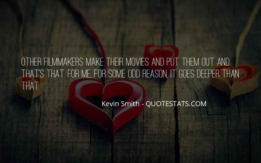 Kevin Smith Quotes #77856