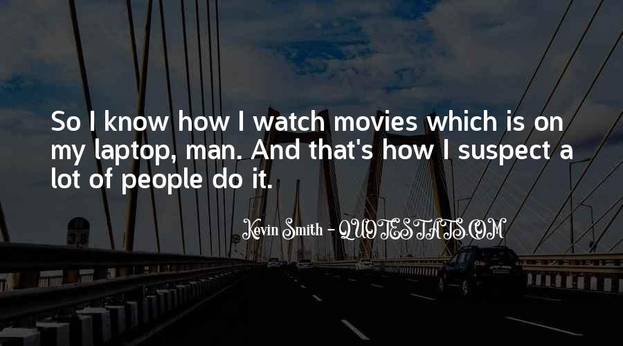 Kevin Smith Quotes #80826