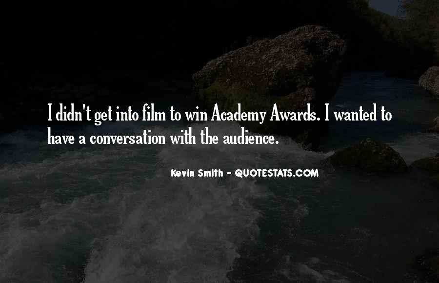 Kevin Smith Quotes #934112