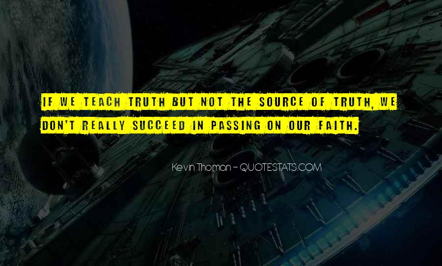Kevin Thoman Quotes #465485